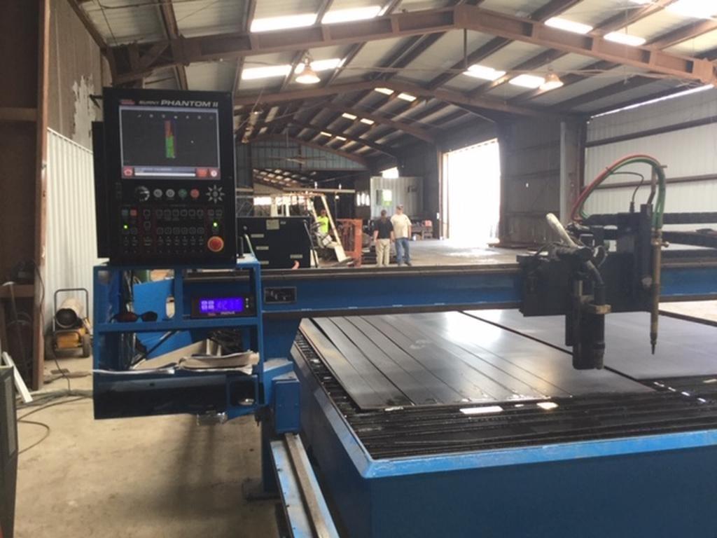 Alabama Steel Project